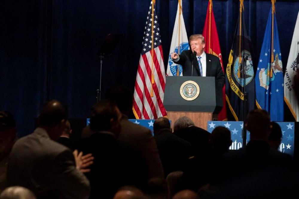Trump issues veiled threat against OPEC; Oil prices drop