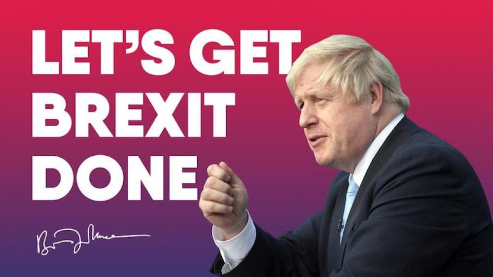 Got a new Brexit deal, says Boris Johnson but his ally DUP does not support it