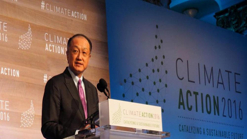 World Bank President steps down, Chief Executive assumes temporary role