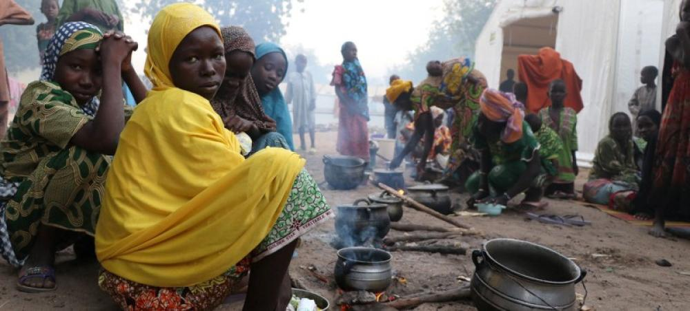 Famine knocking at the door of 41 million worldwide, WFP warns