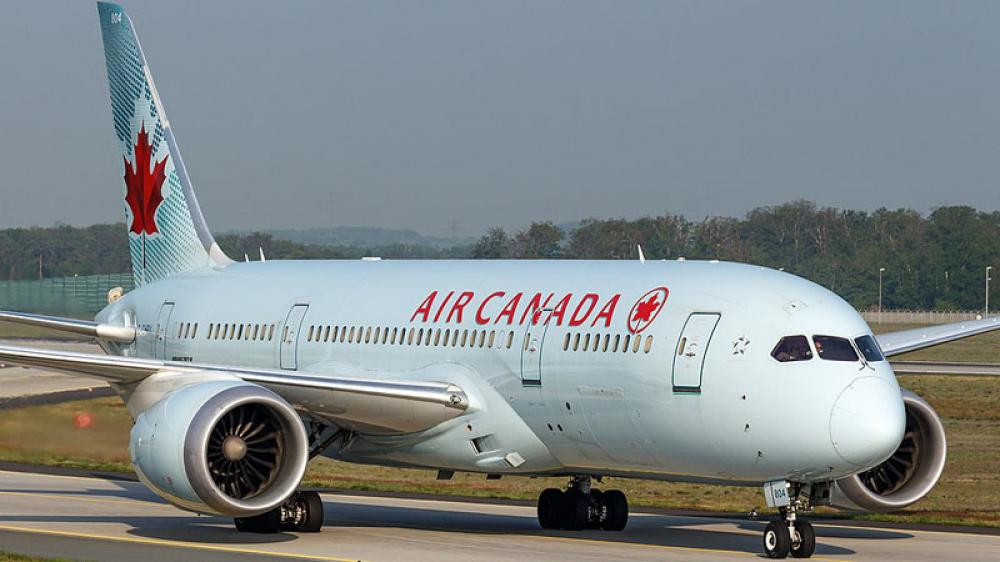 Air Canada CEO says finally 'encouraged' by Airline industry bailout talks with Government