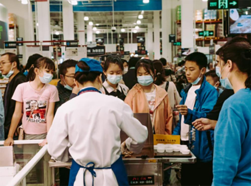 China: Urban jobless rate moves up in July