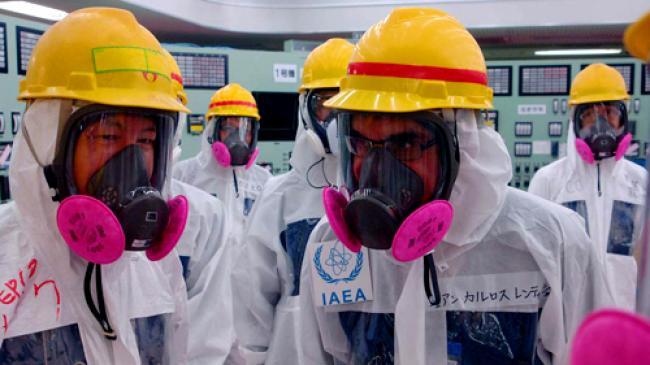 Japan to decommission damaged nuclear plant: UN