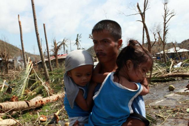 UN launches appeal for typhoon-ravaged Philippines