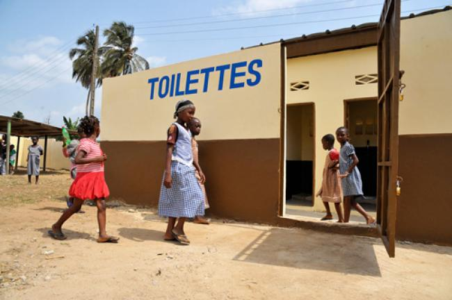 UN urges making sanitation for all a global reality