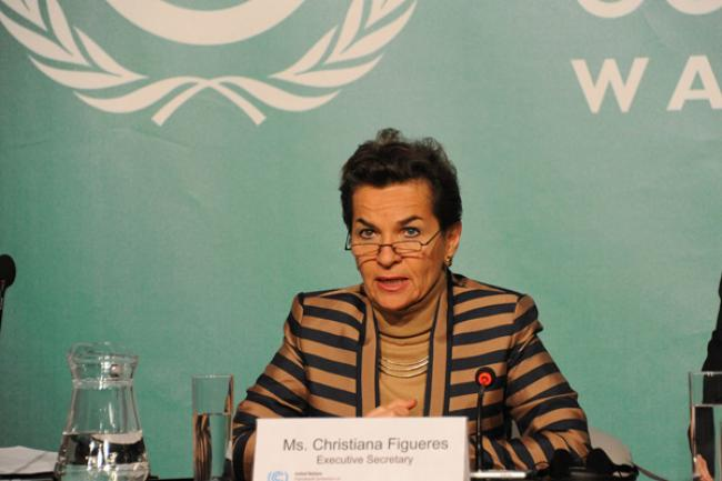 UN official sees upcoming Lima climate talks as 'stepping stone' for universal treaty