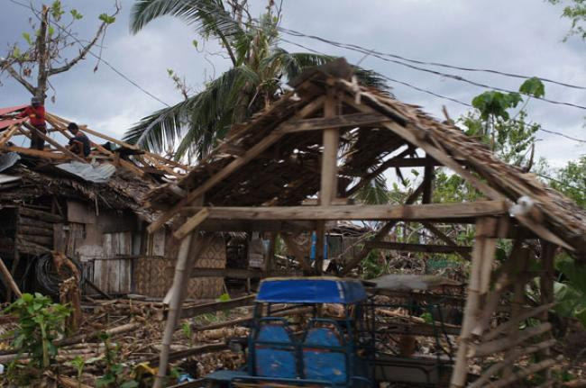 UN relief agencies prepare emergency response as typhoon approaches Philippines