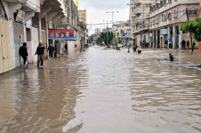 Emergency declared in Gaza following severe flooding – UN agency