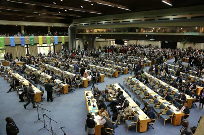 New UN high-level body on environment opens inaugural session in Nairobi