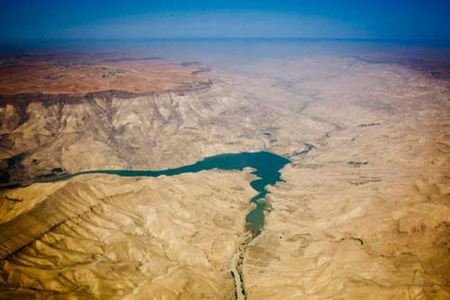 UN voices concern over water crisis in Jordan