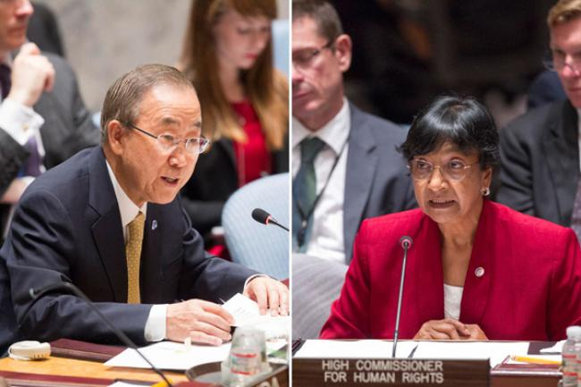 Briefing Security Council, senior officials urge UN system-wide approach to early warning, conflict prevention
