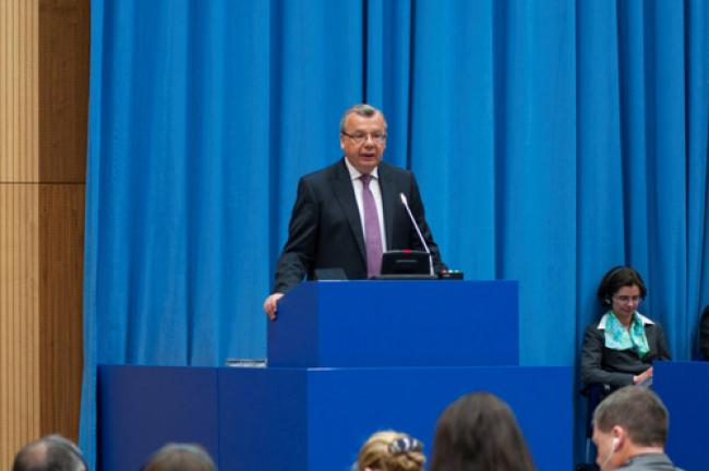 UN official urges vigorous response to wildlife crime