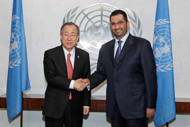UAE to host meeting ahead of climate summit