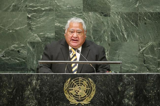 Specter of climate change looms large, say small island nations at UN