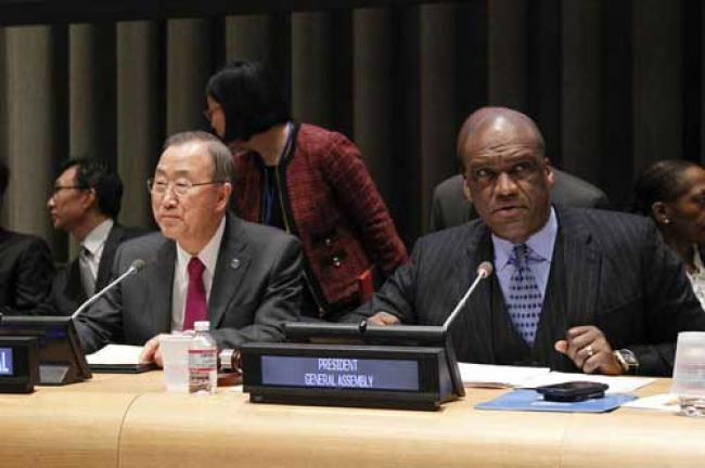 Tackling water, energy key to sustainable future: UN