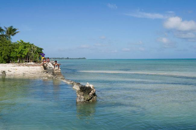 Climate change threatens self-determination of citizens in island States