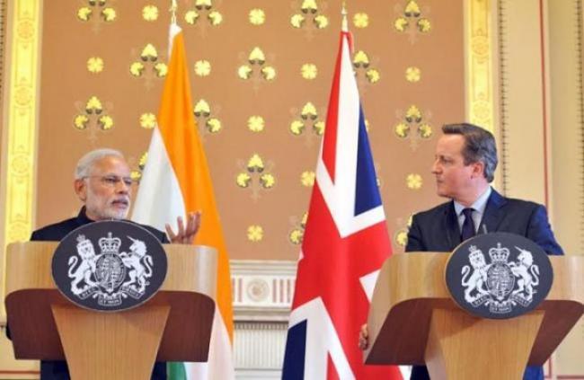 India, UK agree to partnership on energy and climate change