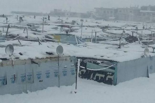 Millions of children face 'untold misery' as powerful winter storm sweeps Middle East – UN