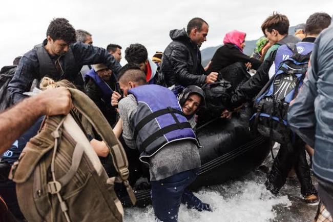Worsening weather off coast of Lesvos leads to tragedy for refugees and migrants