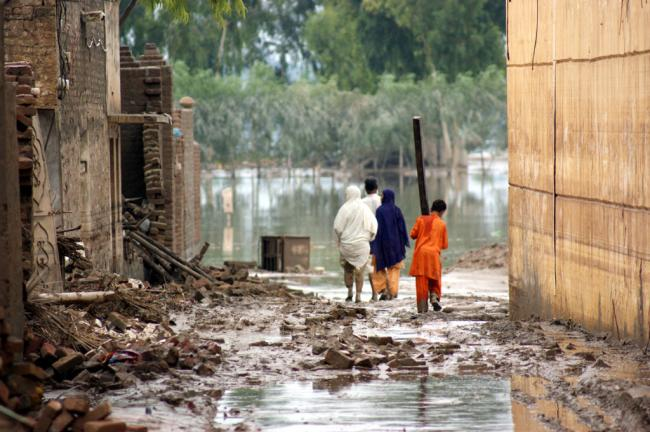 Natural disasters in Asia and Pacific affects 80 million people