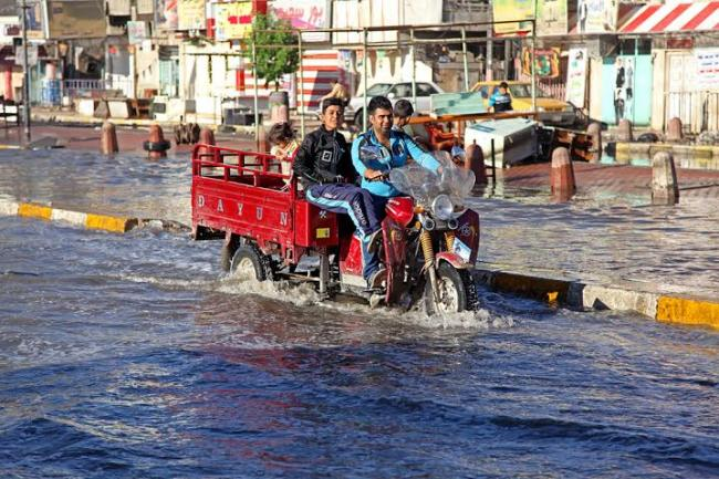 UN stresses key role of water management in tackling challenges of climate change