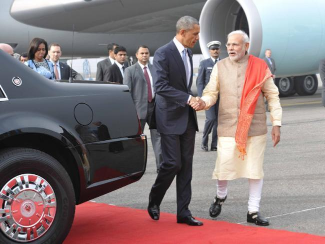 US-China climate deal not a pressure for India: Modi