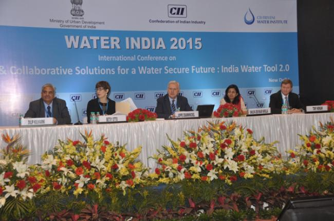New tool launched for effective water management