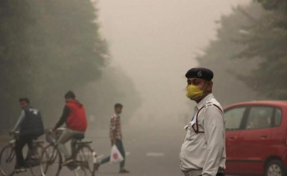 9 out of 10 people worldwide breathe polluted air, but more countries are taking action: WHO