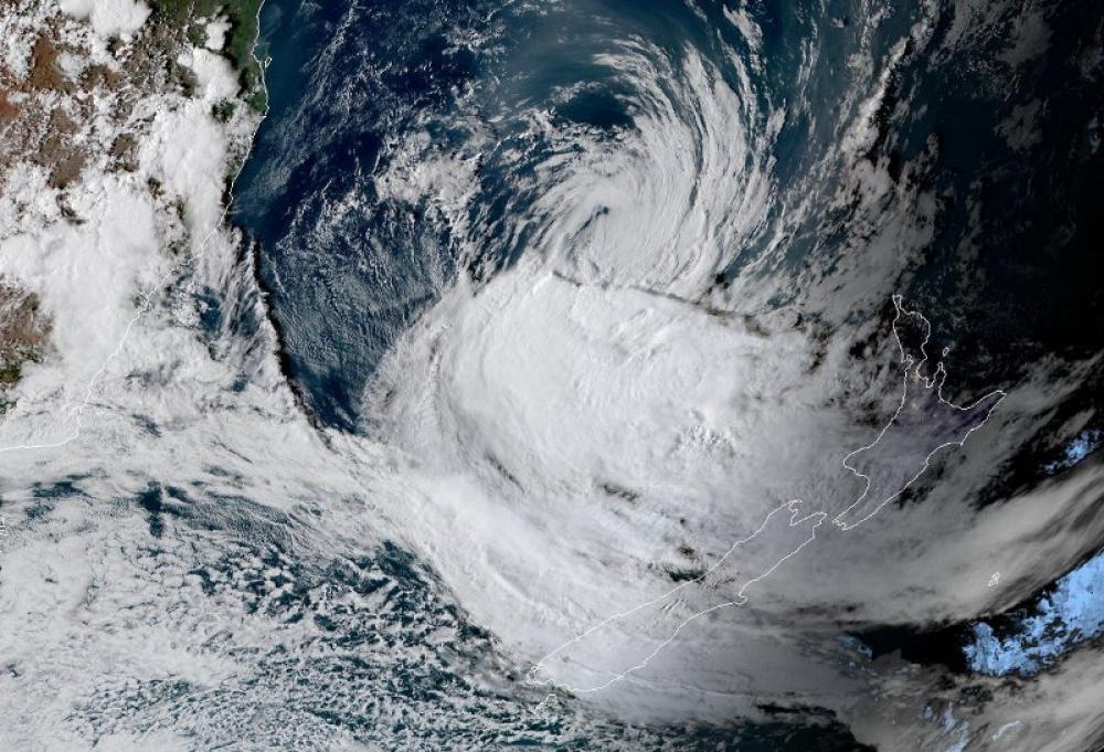 Cyclone Gita: Emergency declared in Christchurch