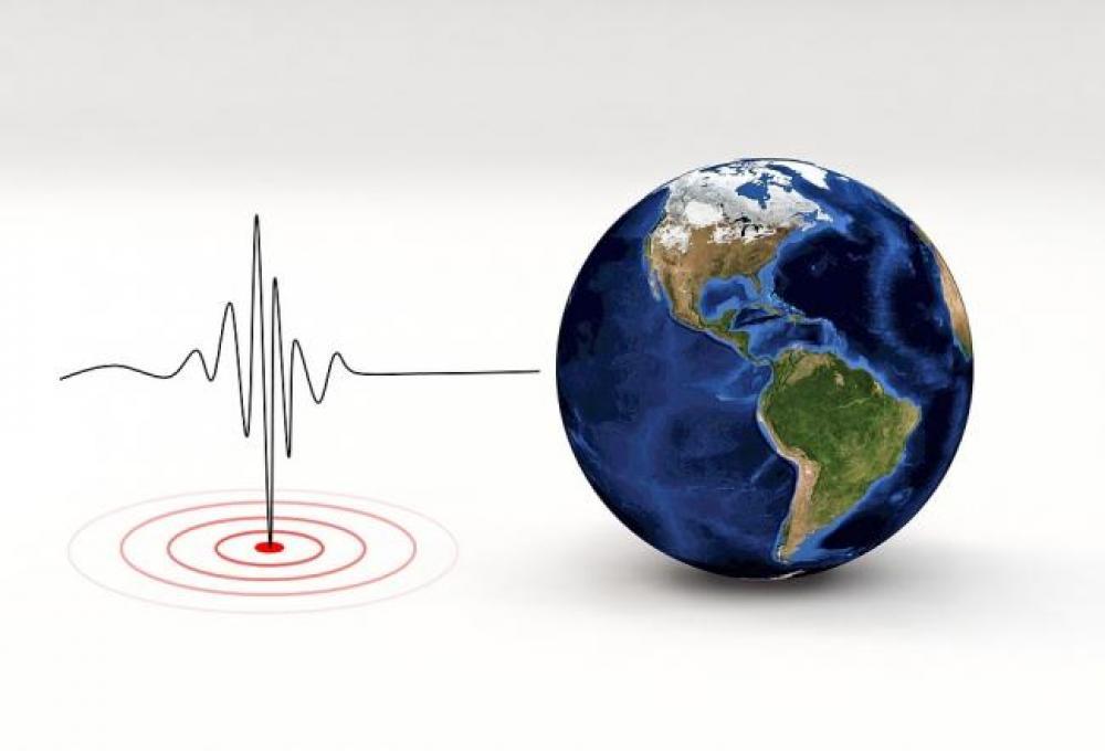 5.8 earthquake hits Tibet, no casualty