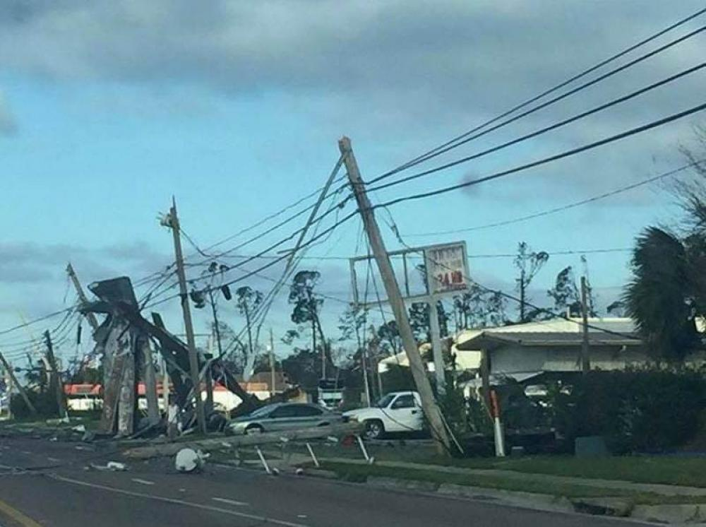 Hurricane Michael: Storm kills at least 16, leaves behind a trail of destruction