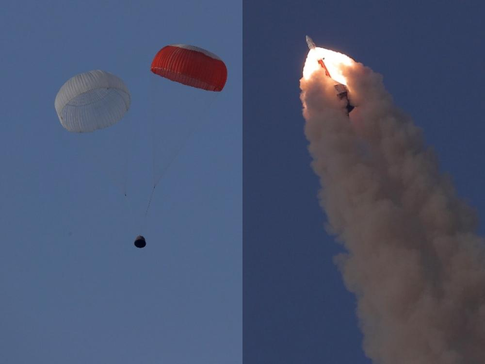 ISRO carries out technology demonstration to qualify Crew Escape System