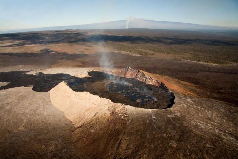 5.5M earthquake hits close to Hawaii's Kilauea volcano