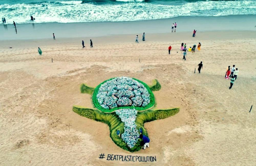 Communities unite against plastic pollution on World Environment Day