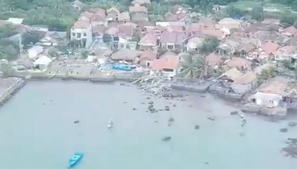 Indonesia: Over 220 people die as Tsunami hits Sunda Strait