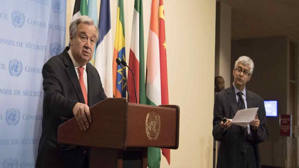 Climate chaos to continue in 2018, UN chief warns; Will the world rise to challenge?