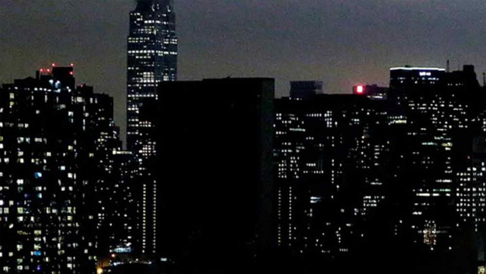 Earth Hour: UN joins iconic landmarks 'going dark' globally with a call to protect environment