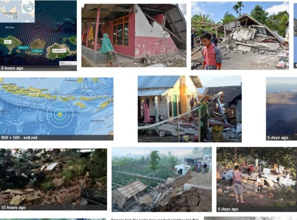 Indonesia: Lombok Island earthquake kills 82