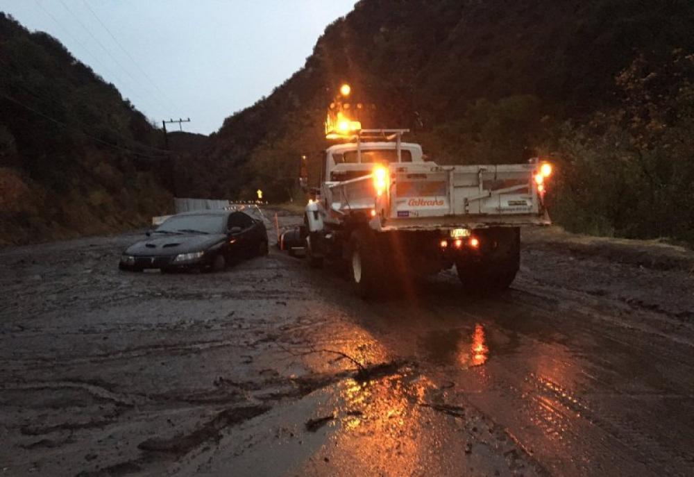 California mudslide: Death toll rises to 17
