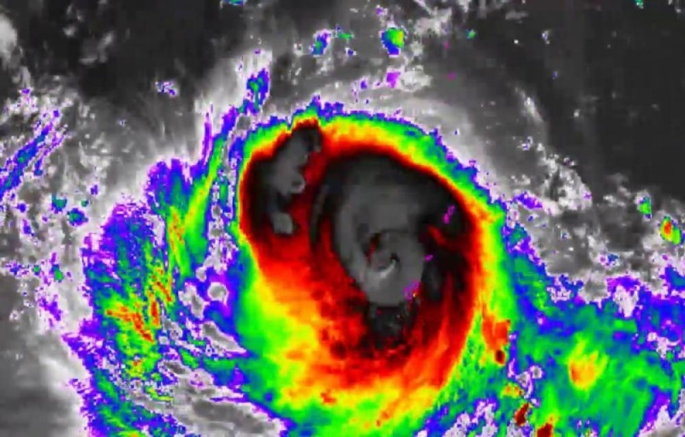 Philippines: Typhoon Mangkhut to make landfall on Saturday; thousands evacuate homes