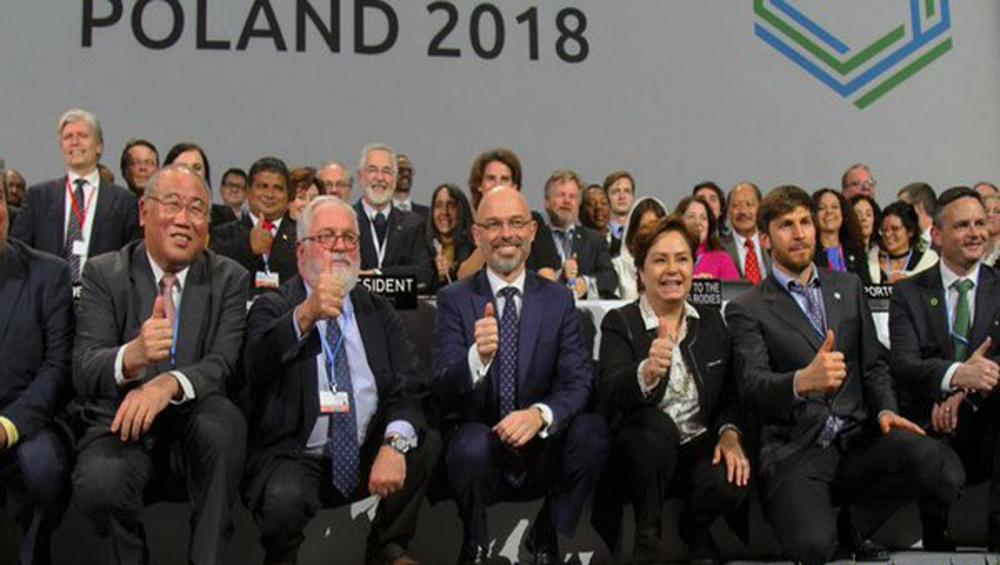 At COP24, countries agree concrete way forward to bring the Paris climate deal to life