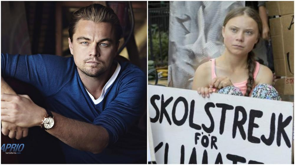 Climate activist Greta Thunberg's UN Climate Action Summit speech leaves actor Leonardo DiCaprio impressed