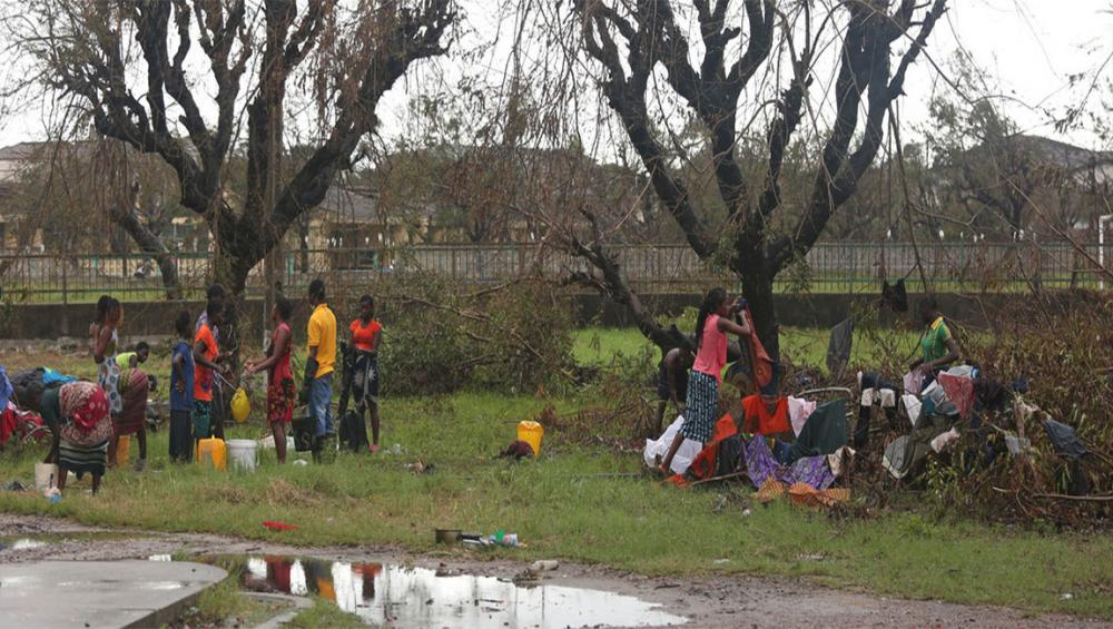Mozambique cyclones a 'wake-up call' to boost resistance: UN weather agency