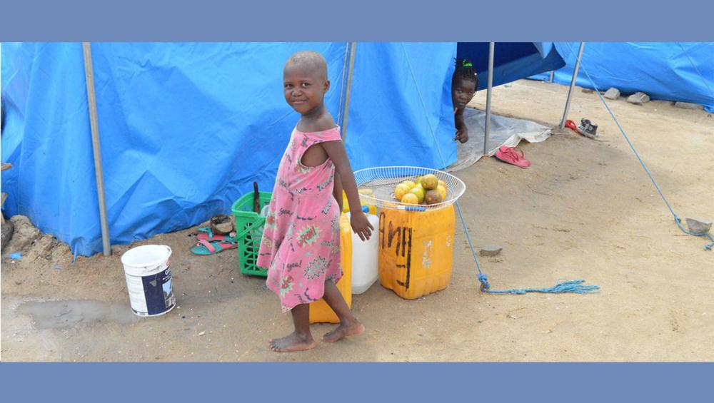 Mozambique pledging conference hopes to soften devastating blow of back-to-back cyclones