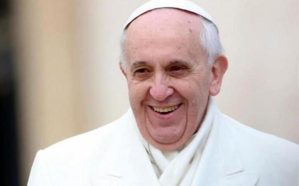 Pope Francis expresses concern over Amazon rainforest wildfires
