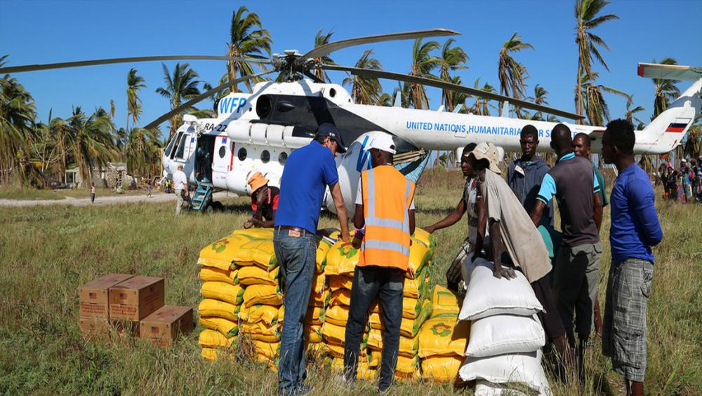 International partners pledge $1.2 billion to help cyclone-hit Mozambique recover, 'build back better'