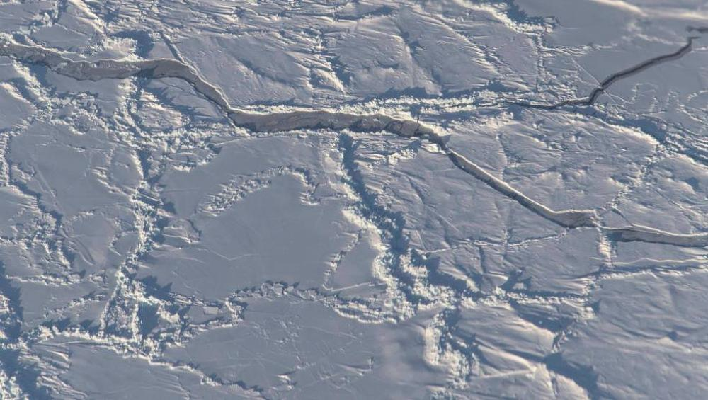 NASA's ICESat-2 measures Arctic Ocean