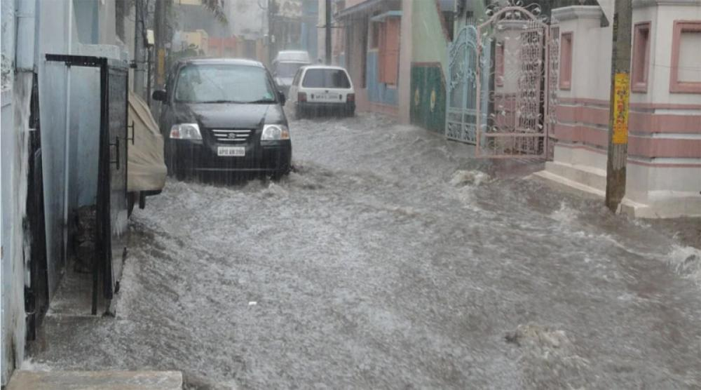 Torrential rains kill 4 in Pakistan