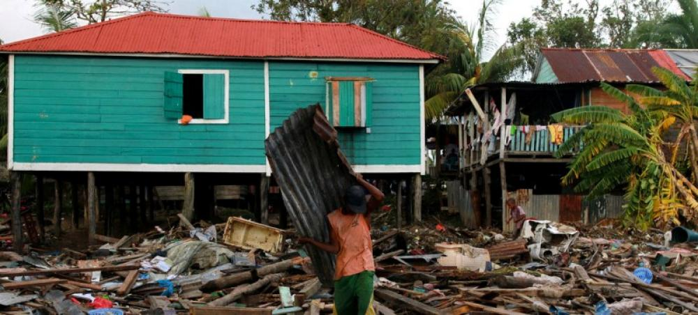 UN warns of catastrophe as second hurricane in two weeks hits Central America