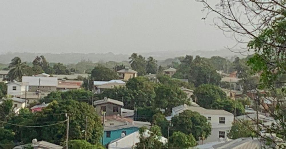 'Historic' Caribbean dust storm shows value of forecast services: UN weather agency